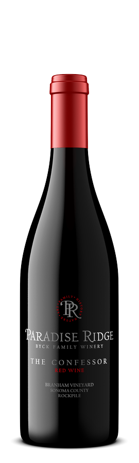 2017 The Confessor, Red Wine, Rockpile 13.4% 750ml