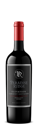 2015 Cabernet Sauvignon, Elevation, Rockpile 13.9% 750ml