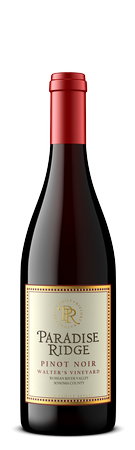 2017 Pinot Noir, Walter's Vineyard, Estate 12.5% 750ml