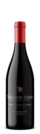 2016 The Confessor, Red Wine, Rockpile 13.2% 750ml