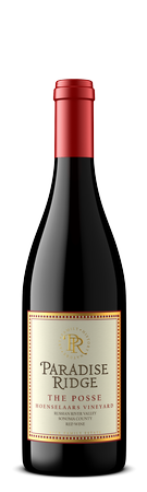 2015 The Posse, Red Wine, Estate 13.6% 750ml